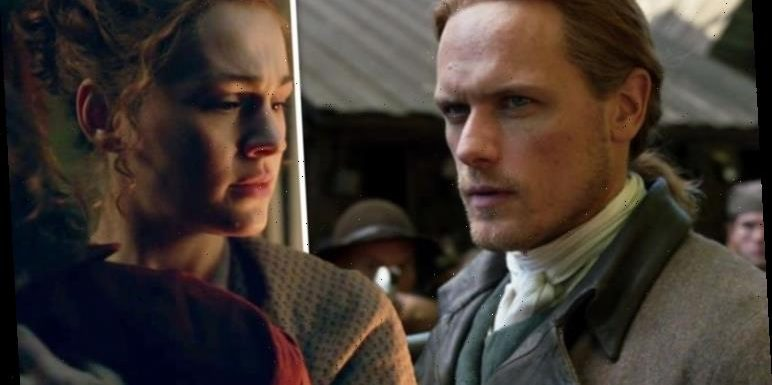 Outlander season 5: Brianna Fraser slammed by fans over unforgivable baby Jemmy move