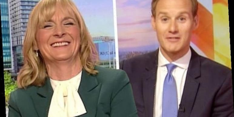 Dan Walker: 'Louise thinks I'm weird' BBC host opens up about how social media affects him