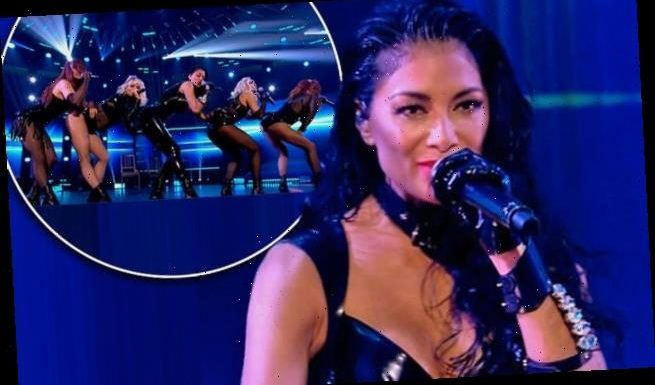 Sport Relief 2020: The Pussycat Dolls face backlash over PVC outfits