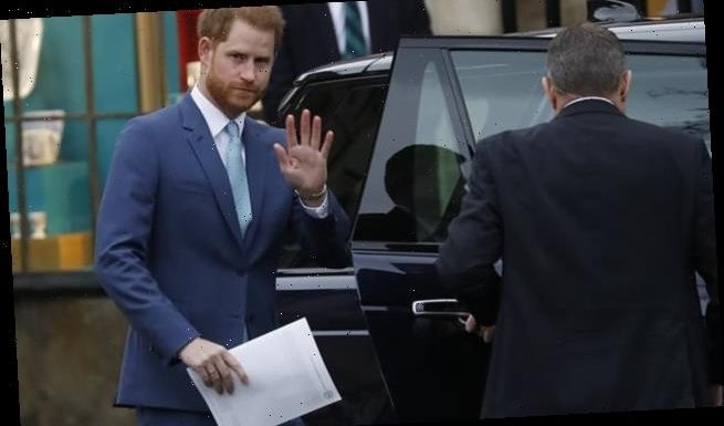 Prince Harry criticised over plans to invite Israel to Invictus Games