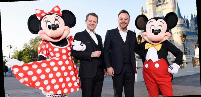 Ant and Dec's Saturday Night Takeaway Florida trip axed amid coronavirus fears