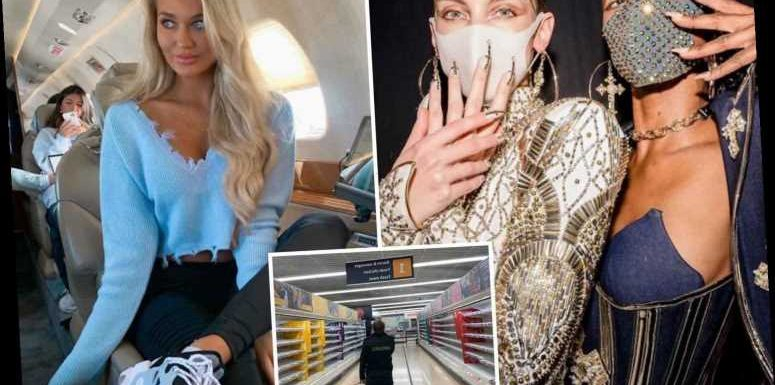 The arrogant super-rich have no right to spend their way out of the coronavirus crisis – we're all in this together – The Sun