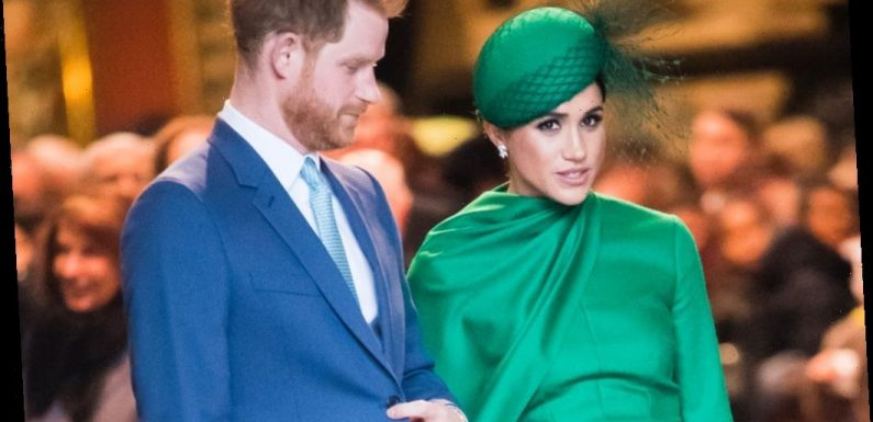 Meghan Markle Found it 'Weird' That the Royal Family Didn't Hug Her When She Returned to U.K., Duchess' Friend Claims