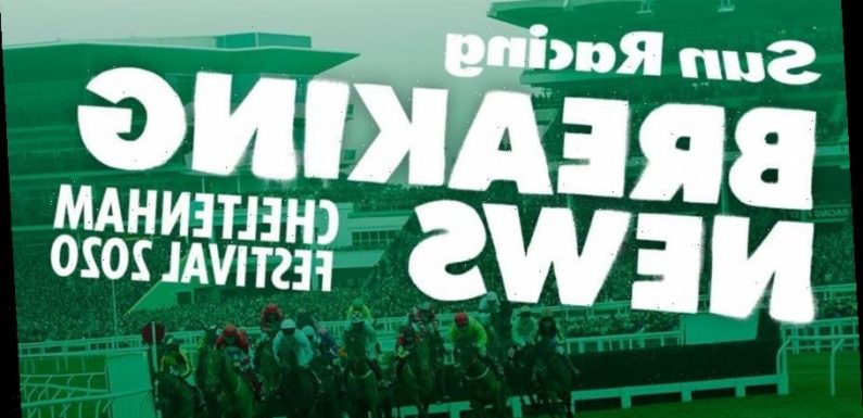 Cheltenham 5.30 result: Who won the Champion Bumper 2020? How every horse finished