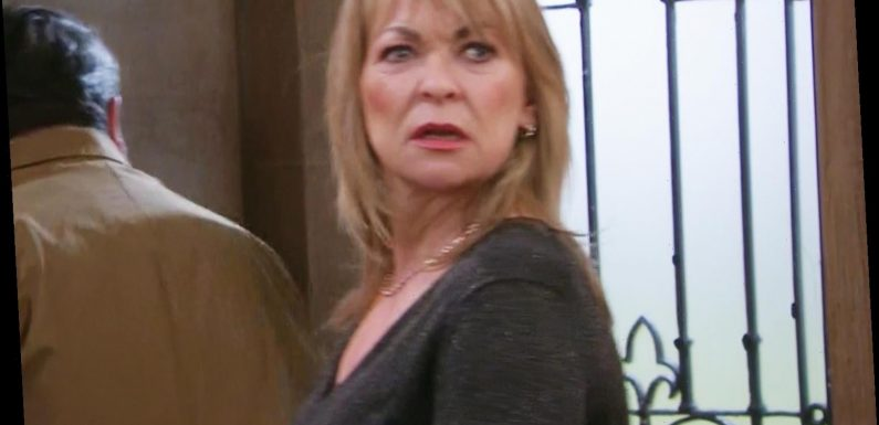 Is Kim Tate leaving Emmerdale? The village villain has been arrested for Graham Foster's murder