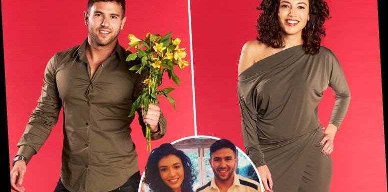 First Dates couple who captured hearts with mum's devastating brain tumour battle forced to cancel wedding