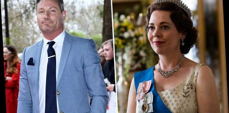 Celebs Go Dating's Dean Gaffney wants role in Netflix's The Crown – but 'isn't taken seriously'