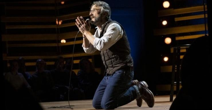 Marc Maron's Netflix Special Predicted the Pandemic Panic, but He's Doing Just Fine