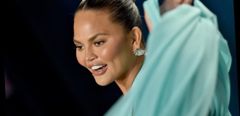 Chrissy Teigen's Quotes About Raising Luna & Miles To Be Feminists Are So Awesome