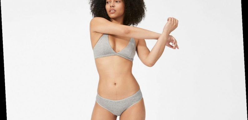 Everlane Makes a Bralette So Comfortable, It Has a Near-Perfect Rating — and It's Only $17 Right Now