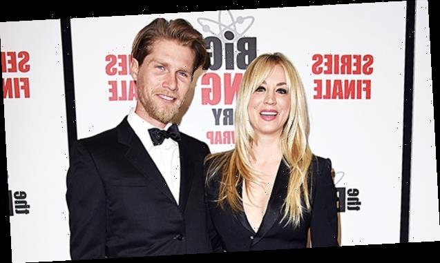 Kaley Cuoco & Karl Cook Finally Move In Together After 2 Years Of Marriage & Share Cute Selfie