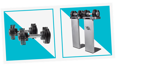 NordicTrack's Adjustable Dumbbells Are on Sale at Dick's Sporting Goods Today