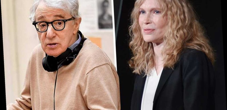 Woody Allen claims Mia Farrow was 'unnaturally obsessed' with Ronan Farrow in new memoir