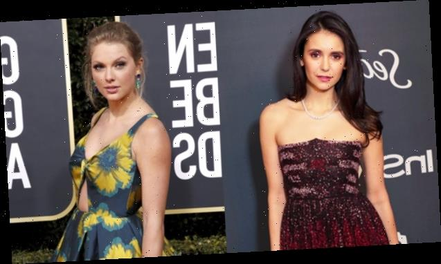 Nina Dobrev Reveals Taylor Swift Almost Appeared On 'The Vampire Diaries' After Being A Fan