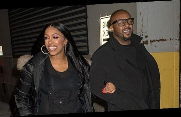 Porsha Williams Shares 1st Romantic Photo In 2 Months Of Her & Dennis After His Cheating Drama
