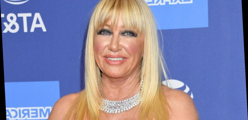 Suzanne Somers Wants to Strip Down for 'Playboy' at 75!