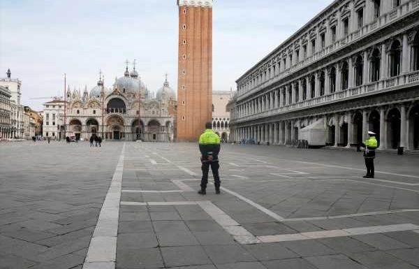 Movement restricted across Italy in dramatic coronavirus crackdown: PM