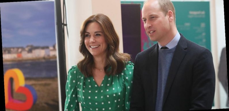 Kate Middleton and Prince William share touching phone call praising 'incredible' NHS amid coronavirus