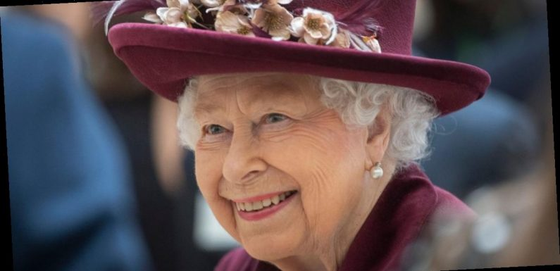 The Queen sends another touching message to health workers to mark World Health Day
