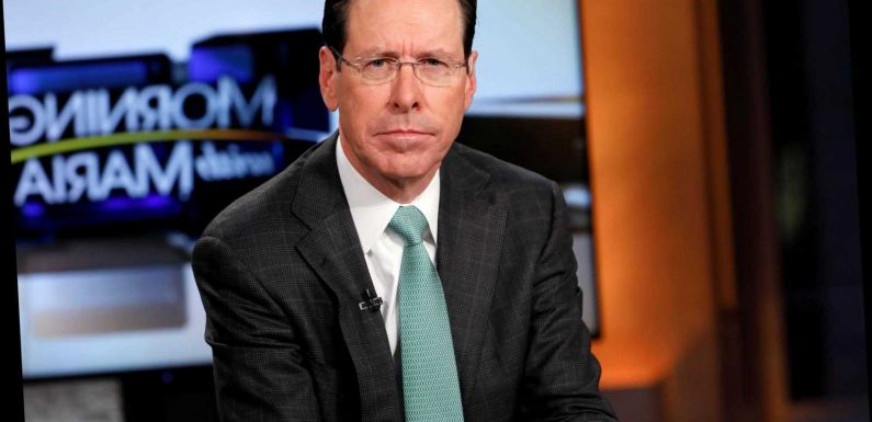AT&T CEO Randall Stephenson to Step Down, John Stankey Will Take the Reins