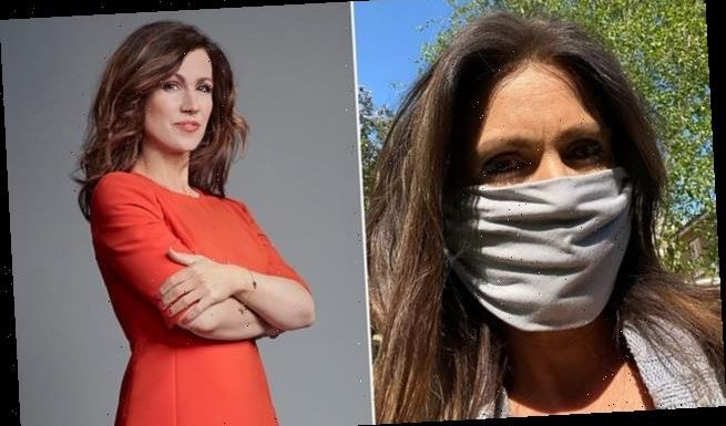 SUSANNA REID: I've made my own mask, why aren't we all wearing one?