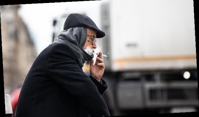France LIMITS sale of nicotine substitutes to avoid stockpiling
