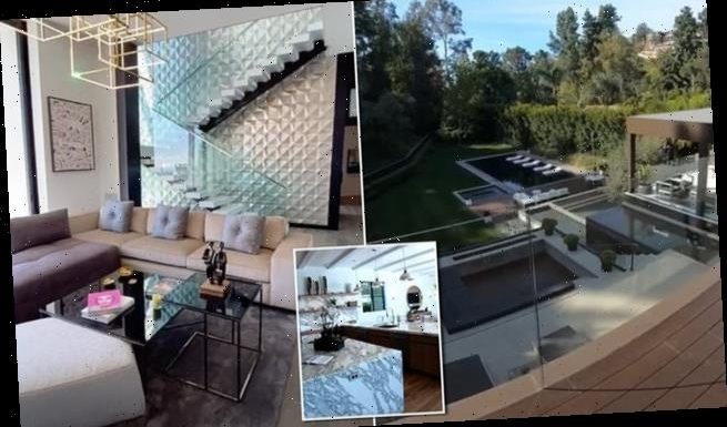 Luxury real estate agent shows off the most incredible homes in SoCal