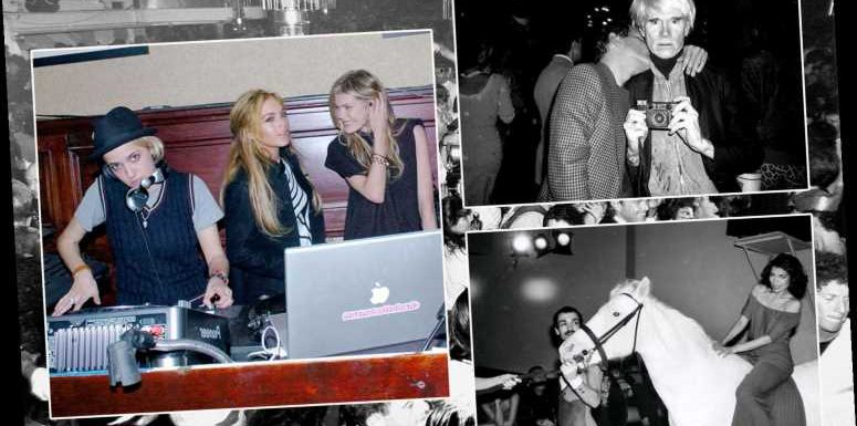 Inside New York's wild celebrity-packed nightclub scene through the years from the funky 1970s to the naughty noughties – The Sun