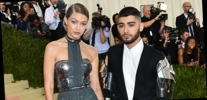 Inside Gigi Hadid's 25th Birthday — With Zayn Malik!