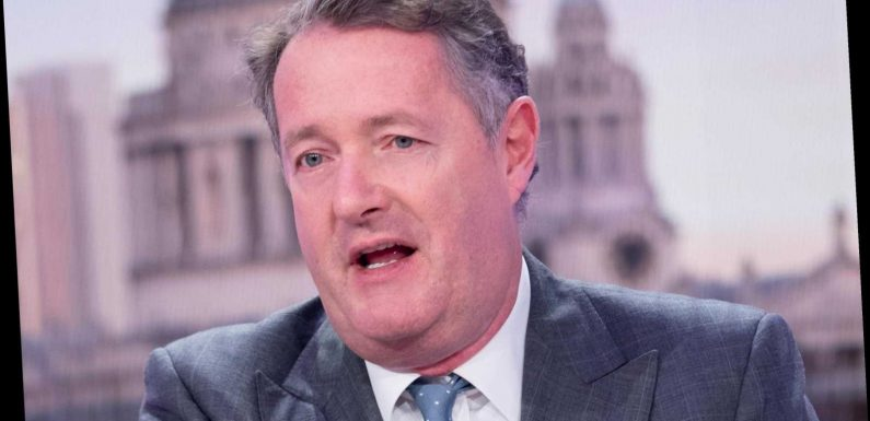 Piers Morgan hit with another 280 Ofcom complaints over second row with MP Helen Whately – The Sun