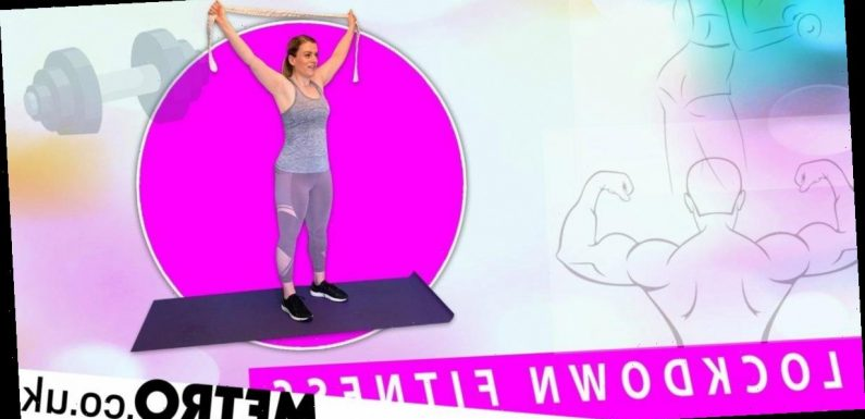 Lockdown fitness: This mobility workout will help relieve stiffness