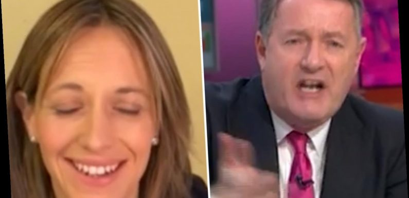 Piers Morgan hit by 643 Ofcom complaints over 'bullying' Good Morning Britain interview with minister Helen Whately – The Sun