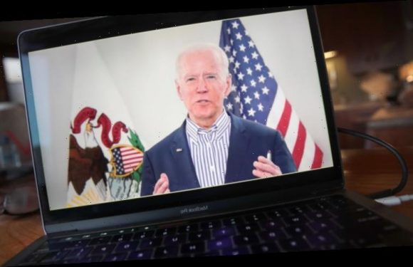 Biden reaches for 'virtual ropeline' to keep up momentum in crisis