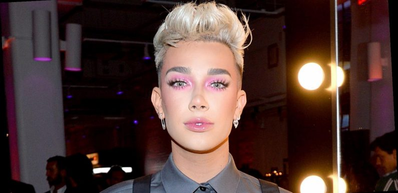 James Charles Deletes 'Mugshot Challenge' Photos, Defends His Participation in the Trend