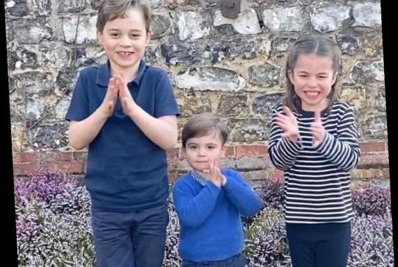 How Prince George, Princess Charlotte and Prince Louis Are Staying Busy at Home During Quarantine