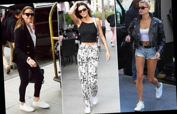 Meghan Markle, Kendall Jenner, and Jennifer Garner Love These Adidas Sneakers — and They're Only $48 Now
