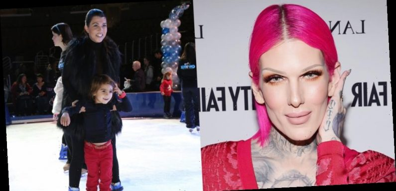 Jeffree Star Calls Out Kourtney Kardashian's 10-Year-Old Son Mason Disick – Find Out Why
