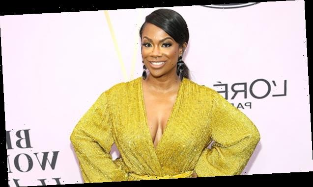Kandi Burruss, 44, Goes Gorgeously Makeup Free But Is Unrecognizable –  See Pic
