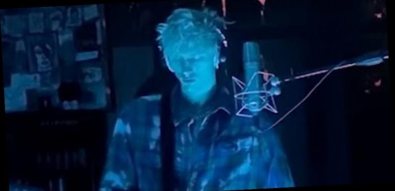 Machine Gun Kelly Covers Rihanna's 'Love on the Brain' by Marilyn Manson's Request – Watch! (Video)
