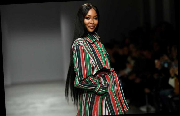 How Naomi Campbell became poster girl for coronavirus safety