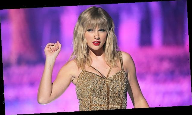 Taylor Swift Claps Back At Big Machine For 'Shameless' Plan To Release New Album Of Her Live Performances