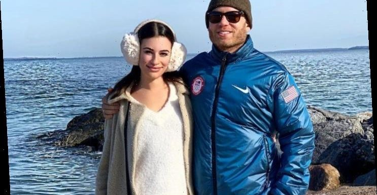 Lea Michele and Husband Zandy Reich Reportedly Expecting Their First Child