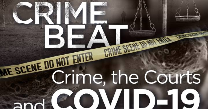 Crime Beat podcast: Crime, the courts and COVID-19