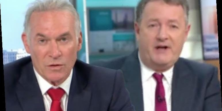 Piers Morgan shuts down Dr Hilary Jones in face mask clash: 'Here's your evidence!'