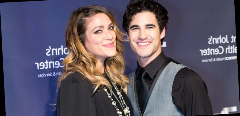 The Surprisingly Casual Way Darren Criss and Wife Mia Swier Met