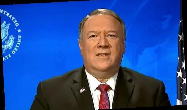 Pompeo says there was 'enormous evidence' virus originated in Wuhan