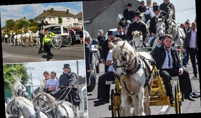 Over 150 travellers defy Ireland's coronavirus rules to attend funeral