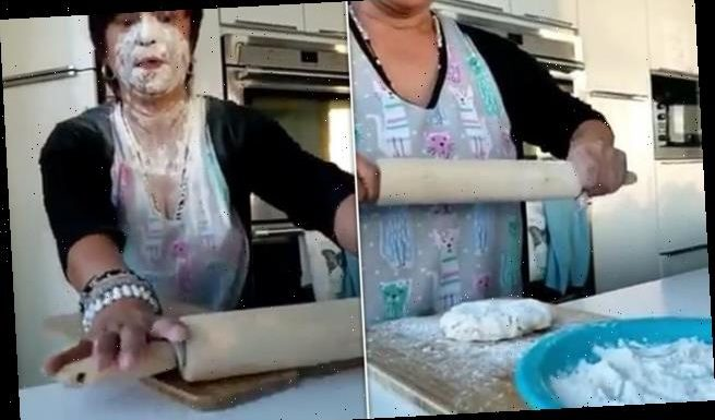 Bread-making tutorial goes hilariously wrong