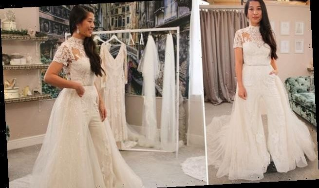 Mother-of-the-bride slams daughter's lace wedding jumpsuit