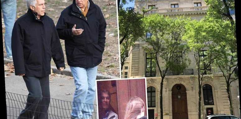 Prince Andrew was at Jeffrey Epstein's New York's mansion at same time as horrifically abused 'sex slave', report claims – The Sun